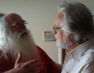 Ed with Neale Donald Walsch